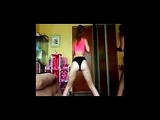 Yoga Pants Twerk