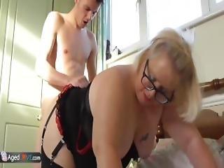 Agedlove Chubby Mature Lexie Fucks Sam Bourne Hard
