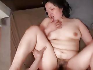 Japanese Ugly Bbw Mature Creampie