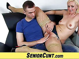 Milf Vagina Pussy Muscles Close-ups Of Mature Dita