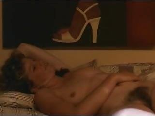 Kim Deacon Full Frontal Nude, Hairy Bush Show - Hoodwink - (australia 1981)