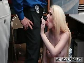 Two Hot Blonde Cops Attempted Thieft