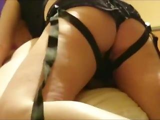 Strapon Fucked By Girl Friend