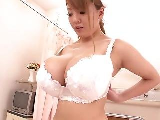 Busty Asian Suprise- Nurses Are Sexy