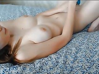 Gorgeous Amateur Teen And Her Vibrator