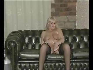 Mature Yorkshire Lady Strips And Orgasms 1 .