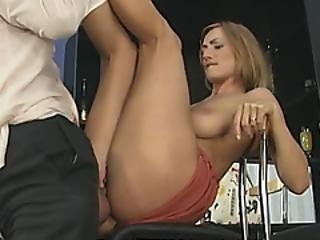 Gorgeous Girls Craving For Fat Cocks