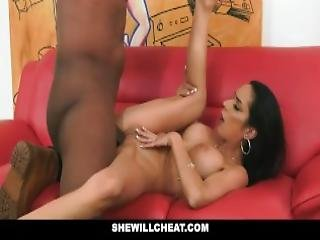 Shewillcheat Cheating Wife Fucked By Black Masseur
