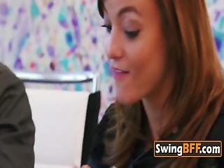 Naughty Swingers Set The Rules And Boundaries To The Swing Party
