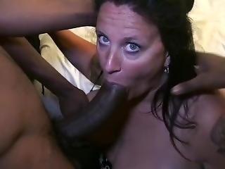 Bbc Gangbang For Slut Milf Hotwife Craving Big Black Cock - Part 1