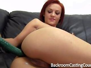 Backroom Casting Couch Paulina