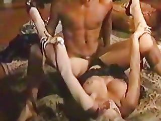 Double Penetration, Groupsex, Italian, Moaning, Penetration, Pornstar, Sex, Vintage