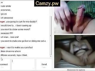 amatør, onanering, Tenåring, håndkle, webcam