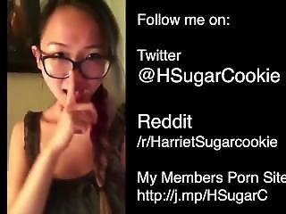 Mfc Camgirl Harriet Sugarcookie Gets Musical With Some Busty Asian Karaoke