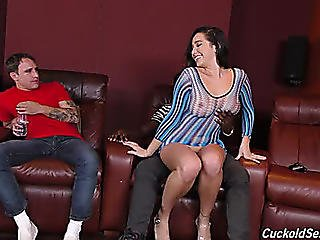 Karlee Grey Threatening-fearsome Interracial Cuckolds!fearsome!