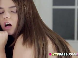 babe, brunette, hardcore, smuk
