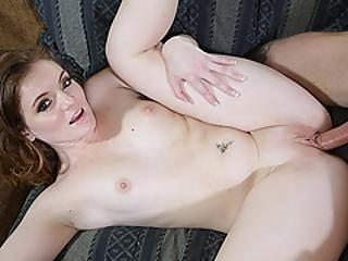 kociak, blondynka, hardcore, penis, drobna, uwodzicielska, Nastolatki