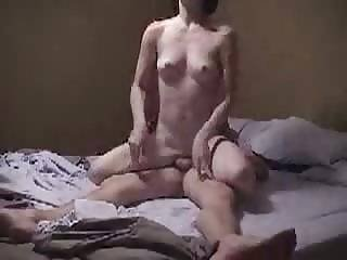 Nasty Fuckslut Bounces Her Snatch On A Hard Fuck Stick