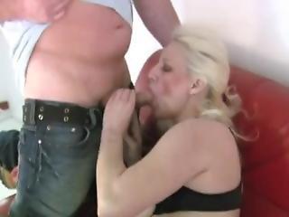 любитель, задница, большая задница, большая синица, блондинка, минет, зрелый, мамаша