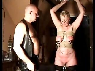 Belgium Matureslave In Dungeon Submission