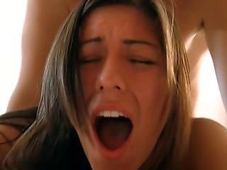 19 Yo Mormon Girl Takes Facial Cumshot