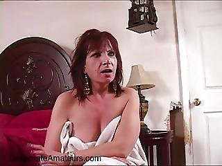 Casting Angie Desperate Amateurs Interview Milf Cougar Need