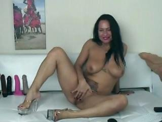 Amateur, Milf, Squirt, Webcam