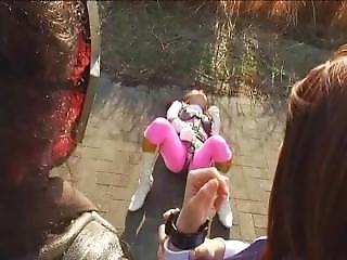 Woman Treacherous Commander - Alien Puppets. Hiro Aine And Jun Nada