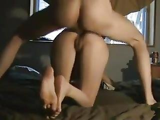 Anal Fuck Makes Her Toes Curl