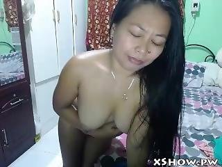 Chinese Wet Teen Orgasming On Live Webcam