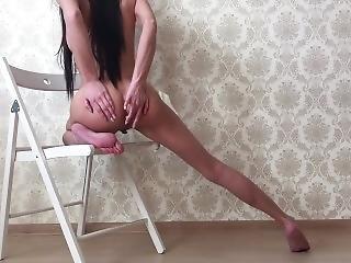 amatorski, anal, kociak, brunetka, palcówka, masturbacja, cipka, pocieranie cipek, pocieranie, chuda, solo, Nastolatki, Nastolatek Anal