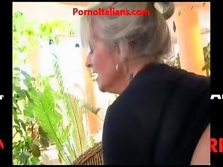 Granny, Mature, Mom, Sucking