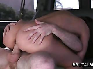 Sex Bus Amateur Girl Pussy Nailed Hardcore