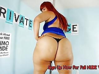 Mz Berry Candy Da Body Nat Foxx Jada And 10 Big Booty Strip