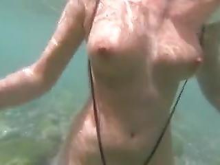 Swimming Ass