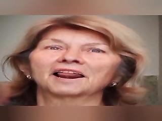 Granny Wait For Facial
