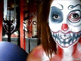 Shaye Rivers Scary Clown Masturbation?from=video Promo