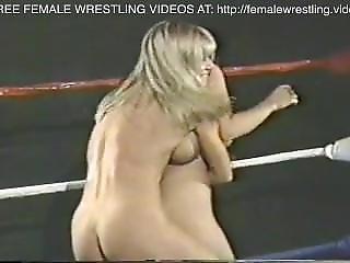 Lesbisk, Wrestling