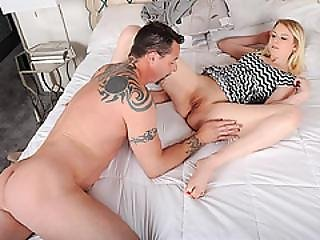 Dad Takes His Spit Lubed Cock Dad Takes His Spit Lubed Cock