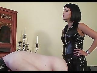 Euro Goddess Strap On