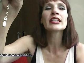 C Clips4sale Allie Lipstick Hypnotist 2