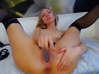 Sexy Blonde Webcam (amneli) Nosound 1.