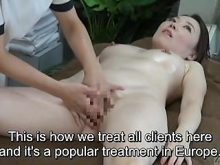 Asiático, Japonese, Lesbianas, Masaje, Aceitado, Spa, Vaginal
