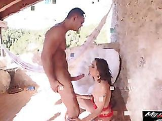 Ferrara Gomez Is Pounded By Her Boyfriend