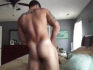 Ex-con Fucks Girl In Parents Bedroom
