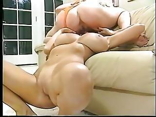 大きなブーブ, おっぱい, 巨乳, Ffm, レズビアン, 3P