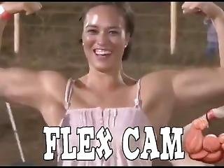 Cute Flexer Flex Cam