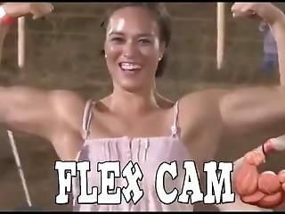 Cute Flexer Flex Cam