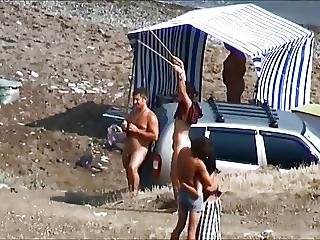 Nudist Beach Encounters 009