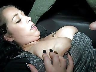 Big Busty Girl Gets Multiple Creampies